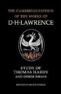 Study of Thomas Hardy and Other Essays The Works of D.H. Lawrence