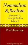 Universals and Scientific Realism: Nominalism and Realism, Vol. 1