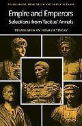 Empire and Emperors: Selections from Tacitus Annals
