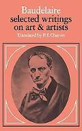 Selected Writings on Art & Artists - Charles Baudelaire - Paperback