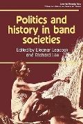 Politics+history in Band Societies