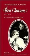 Selected Plays of Ben Jonson