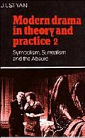 Modern Drama in Theory and Practice Symbolism and the Absurd
