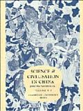 Science and Civilization in China Chemistry and Chemical Technology, Part 7  Military Techno...