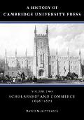History of Cambridge University Press Scholarship and Commerce, 1698-1872