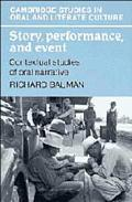 Story, Performance and Event