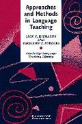 Approaches+methods in Language Teaching