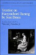 Treatise on Harpsichord Tuning by Jean Denis
