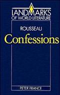 Rousseau Confessions