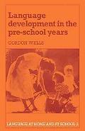 Language Development in the Preschool Years