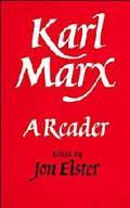 Karl Marx:reader