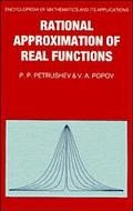 Rational Approximation of Real Functions (Encyclopedia of Mathematics and its Applications)