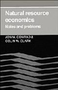 Natural Resource Economics Notes and Problems