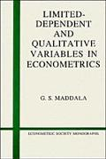 Limited Dependent and Qualitative Variables in Econometrics