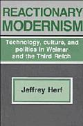 Reactionary Modernism