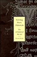 Editing Piers Plowman The Evolution of the Text