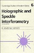 Holographic and Speckle Interferometry