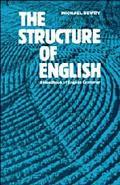 Structure of English A Handbook of English Grammar