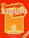 Cambridge English Course 1 Practice Book with Key