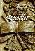 Cambridge Companion to the Recorder