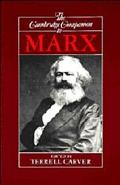Cambridge Companion to Marx