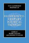 Cambridge History of Eighteenth-century Political Thought