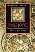 Cambridge Companion to James Joyce