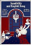 Sensibility and English Song Critical Studies of the Early Twentieth Century
