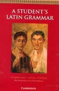 Student's Latin Grammar/North American