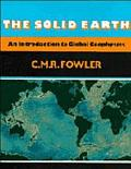 Solid Earth: An Introduction to Global Geophysics