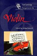 Cambridge Companion to the Violin - Robin Stowell - Hardcover