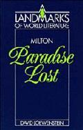 Milton:paradise Lost