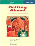 Getting Ahead Learner's Book: A Communication Skills Course for Business English