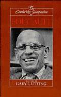 Cambridge Companion to Foucault