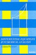 Differential Equations And Numerical Analysis