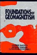Foundations of Geomagnetism