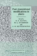 Post-Translational Modifications in Plants