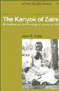 Kanyok of Zaire An Institutional and Ideological History to 1895