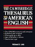 Cambridge Thesaurus of American English