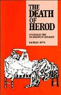 Death of Herod An Essay in the Sociology of Religion