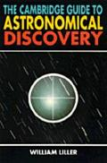 Cambridge Guide to Astronomical Discovery