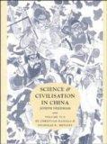Science and Civilisation in China  Volume 6: Biology and Biological Technology, Part 3, Agro...