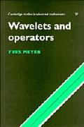 Wavelets, Vol. 1 - Yves Meyer - Hardcover - First published in 1992