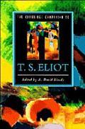 Cambridge Companion to T.S. Eliot