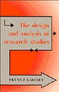 Design and Analysis of Research Studies