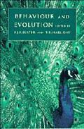 Behaviour and Evolution