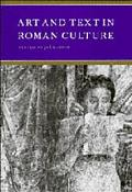 Art and Text in Roman Culture (Cambridge Studies in New Art History and Criticism)