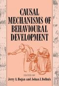 Causal Mechanisms of Behavioural Development