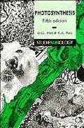 Photosynthesis - David D. Hall - Paperback - REV