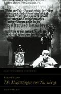 Richard Wagner Die Meistersinger Von Nurnberg